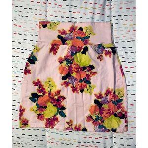 PINK Mini Skirt 🌷